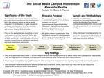 The Social Media Campus Intervention