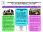 Creating an Effective Learning Environment and Engaging Classroom Experience
