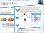 Condition monitoring of Compressors for refrigeration