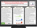 The additional cost of streaming sites: binge watching and associated mental health outcomes