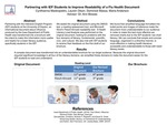 Partnering with IEP Students to Improve the Readability of a Seasonal Flu Health Document