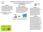 Comprehension of Comparisons Between Viruses and Bacteria