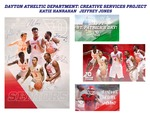 Dayton Athletic Department: Creative Services Project
