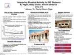 Improvements to Physical Activity at the University of Dayton