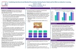 Combining Blocked and Interleaved Presentation during Passive Study and its Effect on Inductive Learning