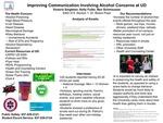 Improving Communication Regarding Alcohol Consumption Concerns at UD