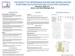 The Effect of Depersonalization and Derealization Symptoms on Olfaction and Olfactory Hedonics