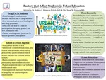 Factors that Affect Students in an Urban Educational Setting