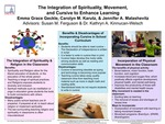 The Integration of Spirituality, Movement, and Cursive to Enhance Learning