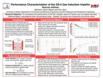 Performance Characterization of the GS-4 Gas Induction Impeller