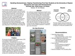 Handling Homesickness: Helping Transitioning First-Year Students at the University of Dayton Recognize and Cope with Homesickness