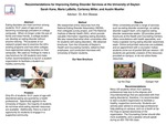 Recommendations for Improving Eating Disorder Services at the University of Dayton