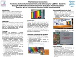 The Rainbow Connection: Fostering Inclusivity, Empowerment, and Advocacy for LGBTQ+ Students through Staff Professional Development & Student Psychoeducation