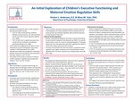 An Exploration of Children's Executive Functioning and Maternal Emotion Regulation Skills: A Proposed Study