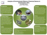 Analysis of Environmental Effects of Chemical Deicers in the Southwestern Ohio