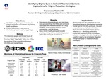 Identifying Stigma Cues in Network Television Content: Implications for Stigma Reduction Strategies