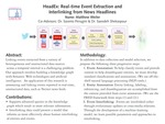 HeadEx: Real-time Event Extraction and Interlinking from News Headlines