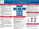 Does self-enhancement affect spending behavior? An experimental analysis