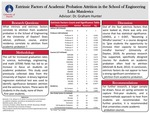 Extrinsic Factors of Academic Probation Attrition of Engineering Students