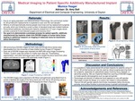 Medical Imaging to Patient Specific Additively Manufactured Implant