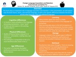 Foreign  Language Acquisition and Retention
