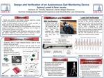 Design and Verification of an Autonomous Gait Monitoring Device
