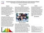 Enhancing Knowledge of Test Anxiety Resources at the University of Dayton
