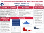 The Relationship among Social Media Use, Media Literacy and Anxiety