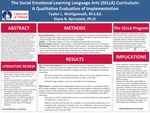 The Social Emotional Learning Language Arts (SELLA) Curriculum: A Qualitative Evaluation of Implementation
