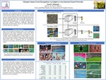 Olympic Games Event Recognition via Adaptive Convolutional Neural Networks