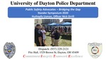 Public Safety Advocates - Bridging the Gap Between Students and Police at the University of Dayton