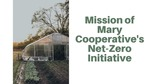 Mission of Mary Cooperative's Net-Zero Initiative