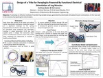 Design of a Trike for Paraplegics Powered By Functional Electrical Stimulation of Leg Muscles
