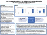 Life Cycle Assessment of Coal and Nuclear Energy Generation