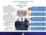 Race and Culture in American Factory: A Case Study