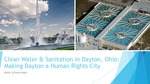 Clean Water & Sanitation in Dayton, Ohio: Making Dayton a Human Rights City