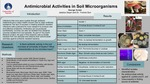 Antimicrobial Activities in Soil Microorganisms