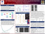 Lesion Synthesis Algorithm and Multi-Scale U-Net for Lung and Lesion Segmentation