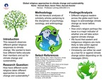 Global Religion: Approaches to Climate Change and Sustainability