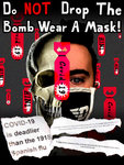 Brandon Hines: 1918 & 2020 Pandemic Poster by Brandon Hines