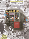 Mia Gaskey: 1918 & 2020 Pandemic Poster by Mia Gaskey