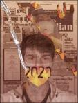 Calan Gizelbach: 1918 & 2020 Pandemic Poster by Calan Gizelbach