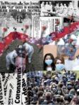 Noah Gangloff: 1918 & 2020 Pandemic Poster by Noah Gangloff
