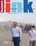 HonorsLINK, Issue 2012.1 by University of Dayton. Honors Program
