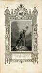 L'échelle de la Béatitude holy card