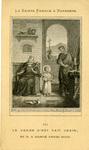 Holy Family of Nazareth holy card