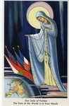 Fate of the World holy card