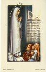 Pray Very Much holy card