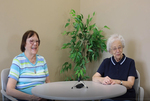 Pat Tricarico and Winnie Gillotti: Marian Library Oral Histories by Pat Tricarico, Winnie Gillotti, and Kayla Harris (0000-0002-1672-3022)