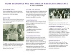 Home Economics and the African American Experience